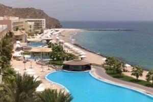 Radisson Blu Resort Fujairah, рейтинг готелів оае, кращі готеля оае