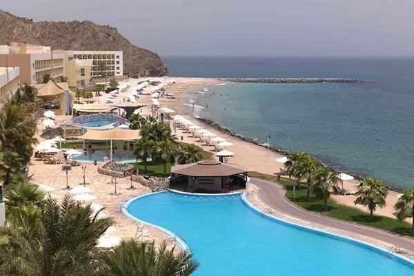 Radisson Blu Resort Fujairah, рейтинг готелів оае, кращі готелі оае