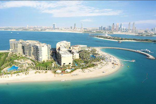 Rixos The Palm Dubai, рейтинг готелів оае, кращі готелі оае