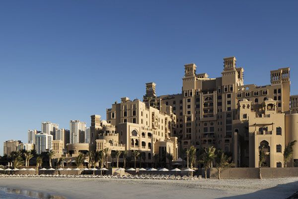 Sheraton Sharjah Beach Resort and Spa, рейтинг готелів оае, кращі готелі оае