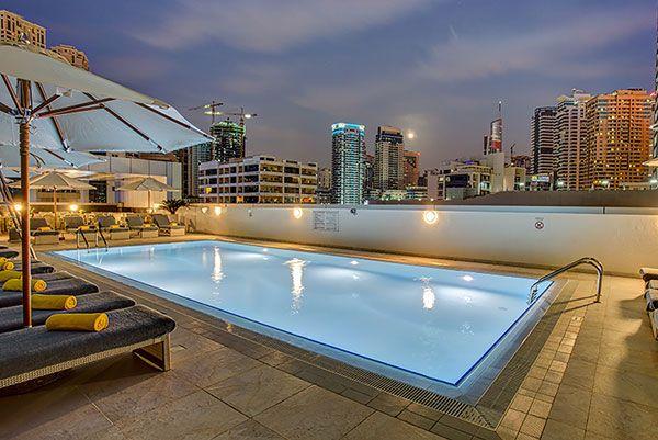 Wyndham Dubai Marina, рейтинг готелів оае, кращі готелі оае