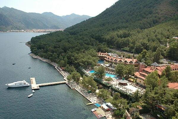 Рейтинг кращих готелів Туреччини, marmaris park