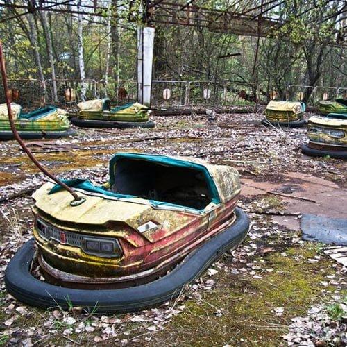 екскурсія в Чорнобильську зону