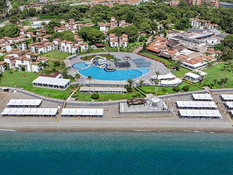 Club Marco Polo, рейтинг готелів туреччини, кращі готелі туреччини
