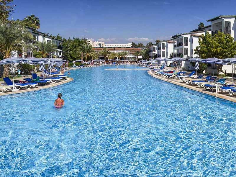 Ganita Holiday Village, рейтинг готелів туреччини, кращі готелі туреччини