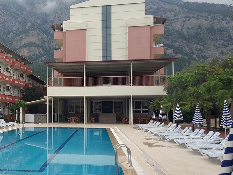 Grand Hotel Derin, рейтинг готелів туреччини, кращі готелі туреччини