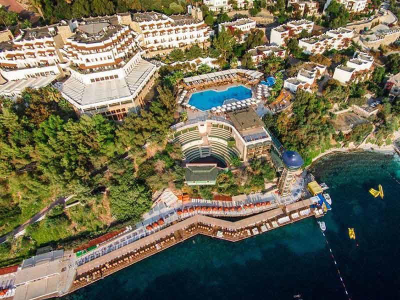 Green Beach Resort, рейтинг готелів туреччини, кращі готелі туреччини