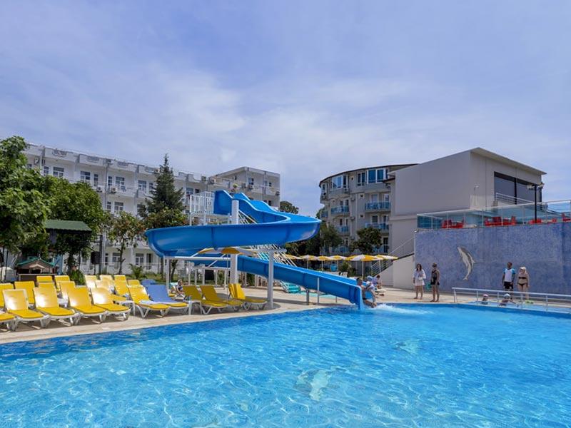 Latte Beach Hotel, рейтинг готелів туреччини, кращі готелі туреччини