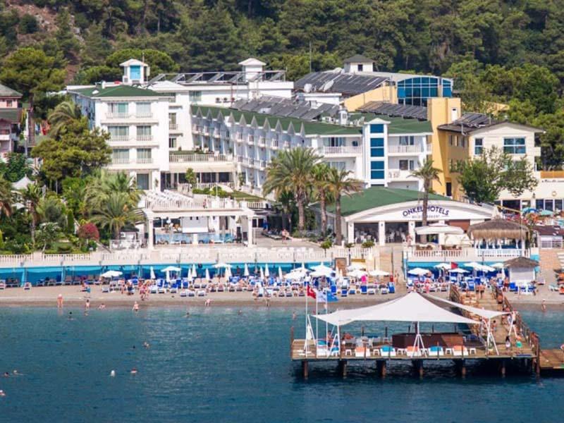 Onkel Resort, рейтинг готелів туреччини, кращі готелі туреччини