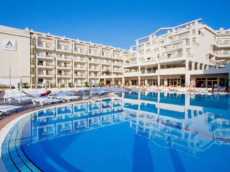 Aqua Hotel Aquamarina кращі готелі Іспанії