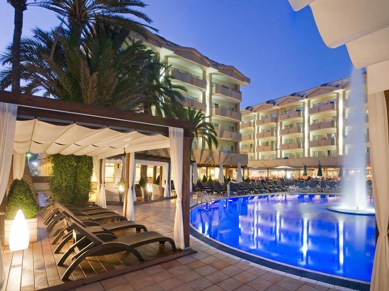 Florida Park Hotel кращі готелі Іспанії