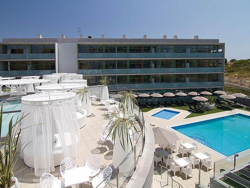 Four Elements Suites кращі готелі Іспанії