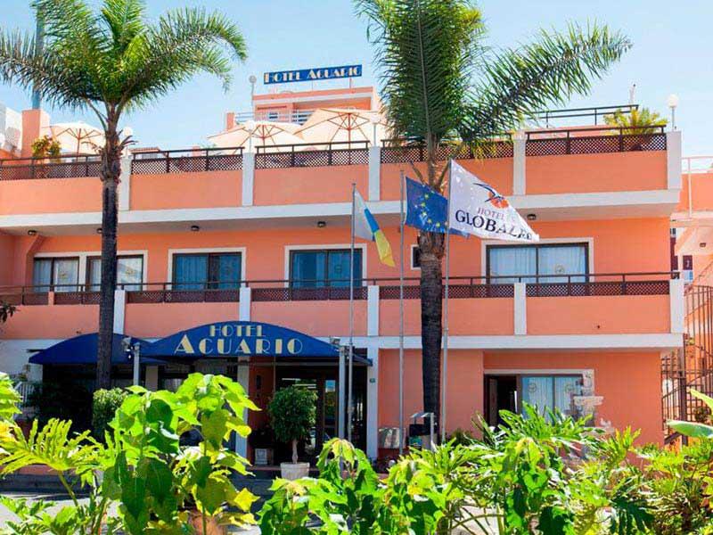 Globales Acuario кращі готелі Іспанії
