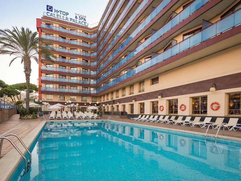 H. Top Calella Palace кращі готелі Іспанії