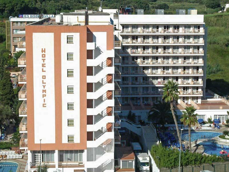 HTop Olympic кращі готелі Іспанії