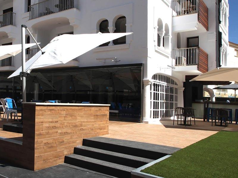The Element кращі готелі Іспанії